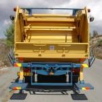 Mini Loader - Special Loader - Garbage Truck - Houtris