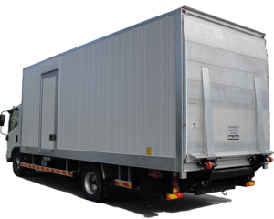 Closed Truck Bodies - Refrigerators - Truck Bodies - Houtris