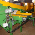 Sizes separation and packing machine - Special -Houtris