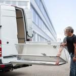 Tail Lift - Cargo Lift - Rear Lift - Houtris - BAR