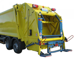 Rear Loader - Garbage Truck - Refuse Collection - Houtris