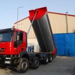 Tipping Truck - Dump Truck - Tipper - Dumper - Houtris