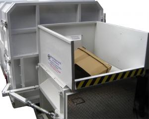 Screw Compactor - Compactors - Trash Compactor - Houtris