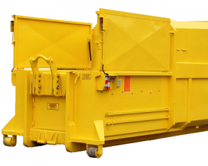 Paper and Plastic Compactor - Recycle - Compactors-Houtris