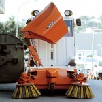 Sweepers - Road Cleaners - Cleaning - Houtris - AUSA