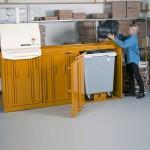 Multi Chamber - Recycle - Baler - Houtris - Bramidan